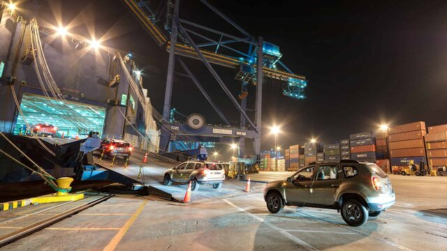 Renault Sofasa - plataforma exportadora