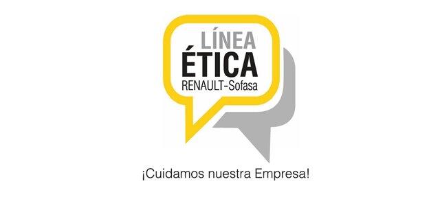 Línea ética Renault
