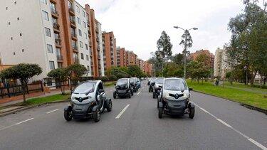 Renault en Colombia - Medio ambiente