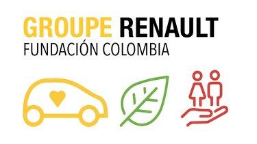 Renault en Colombia - Fundación