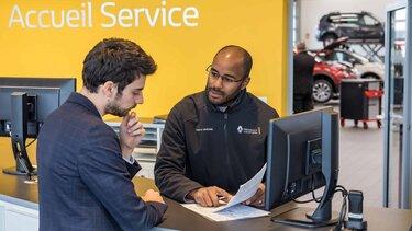 Promesa cliente - Renault Servicios