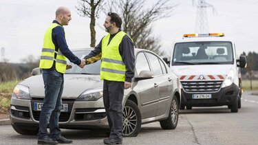 Promesa cliente - Renault asistencia