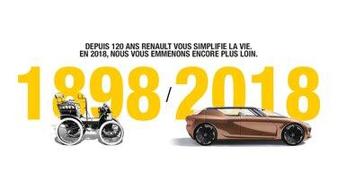 Promesa cliente - historia Renault