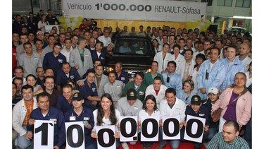 Renault en Colombia - cifras