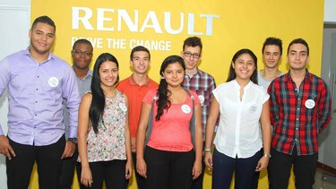 Fundación Renault - Educación