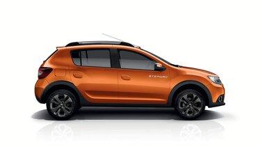 Perfil de Renault STEPWAY naranja