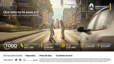 Renault servicios - IOfertas todo incluido