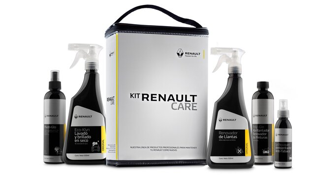 Renautl Care - Cuidad interior Kit embellecimiento