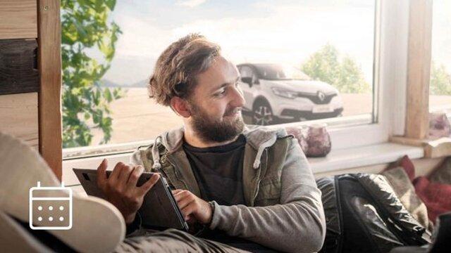 Renault Servicios - solicita una cita