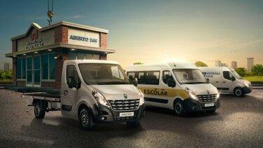 Renault Servicios - Transformaciones - nuestros vehículos