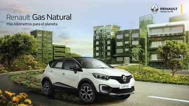 Renault Servicios - Transformaciones - Gas vehicular