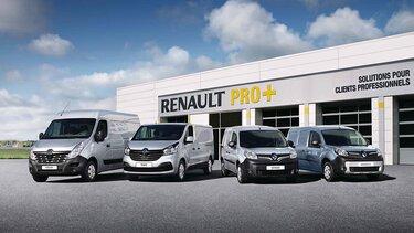 Renault Servicios - Transformaciones - desarrollo