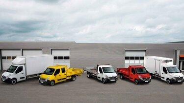 Renault Servicios - Transformaciones - Vehiculos especiales