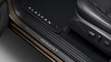 Renault ALASKAN - Moldura estribo