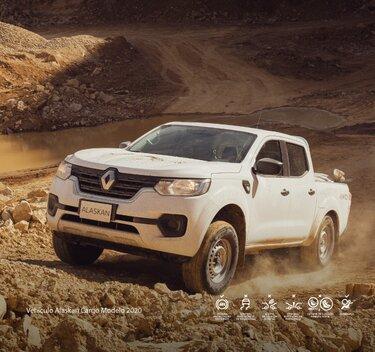 Renault Alaskan Cargo