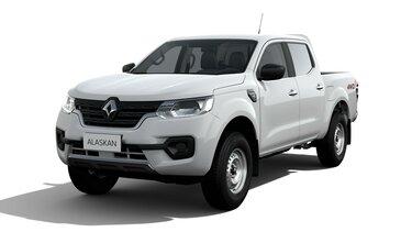 Renault Alaskan Cargo diseño