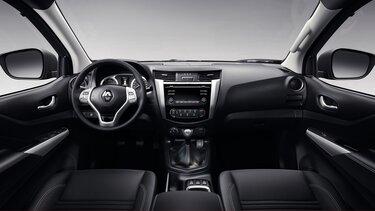 Renault ALASKAN - Interior forntal