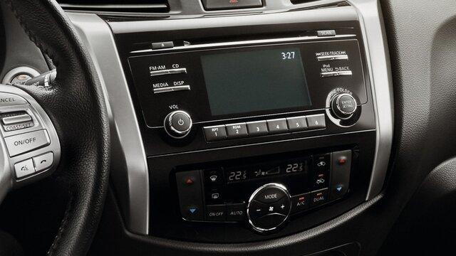 Renault ALASKAN - Multimedia