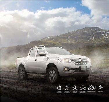 Renault ALASKAN - Accesorios