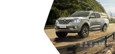 Renault ALASKAN exterior