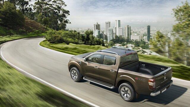 Renault ALASKAN - Diseño