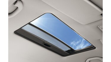 Sandero - Sunroof