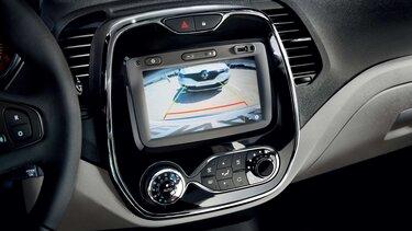 Renault CAPTUR - Vista del tablero de instrumentos