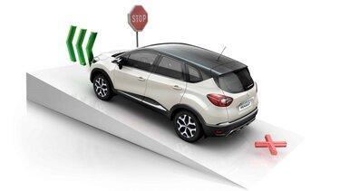 Renault CAPTUR - seguridad