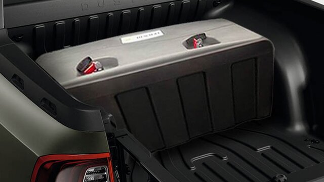 Duster - caja multibox