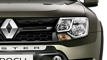 Renault Duster OROCH - Perfil forntal