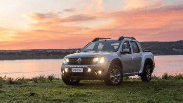 Renault Duster OROCH - Perfil pick-up 4x4