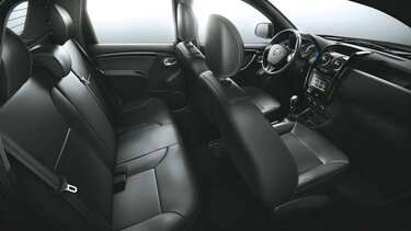 Renault Duster OROCH - Interior