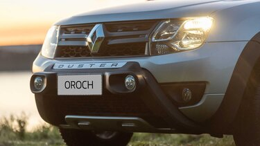 Renault Duster OROCH - Luces traseras LED