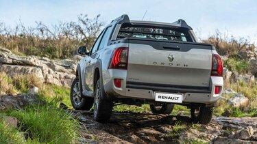 Renault Duster OROCH - Vista trasera