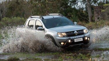 Renault Duster OROCH - Vista delantera 4x4