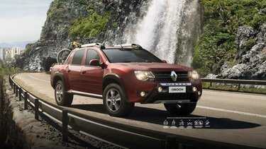 Renault Duster OROCH 4x4 pick-up