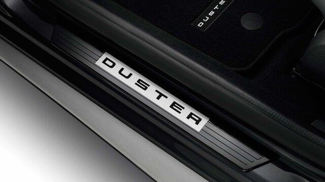 Duster - Moldura estribo
