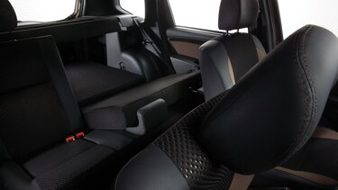Renault DUSTER - Asiento trasero