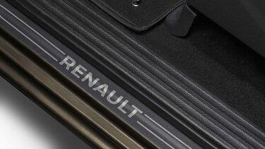 Duster - Moldura estribo Renault