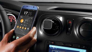 Duster - Soporte Smartphone magnético