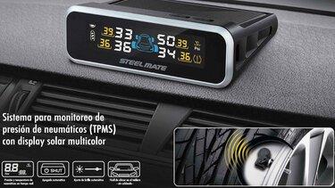 Duster - Sensor presión de llantas