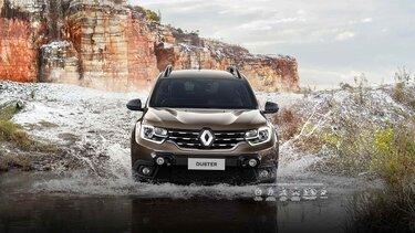 Renault DUSTER Accesorios