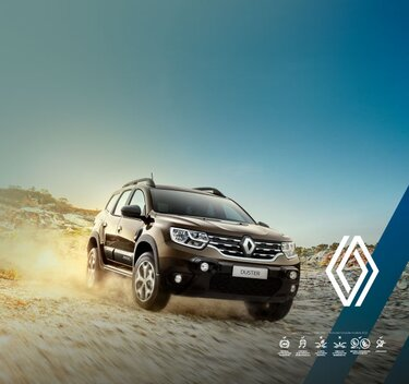 Renault DUSTER - Motores