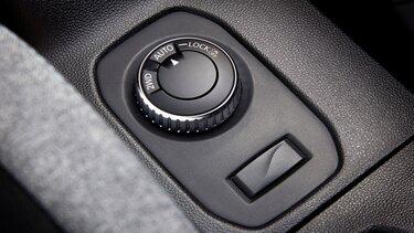 Renault DUSTER - interior pasajero