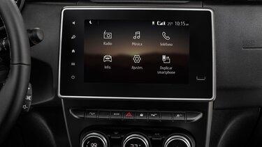 Renault DUSTER - multimedia