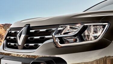 Renault Duster - Faros frontales LED