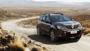 Renault DUSTER - Exterior
