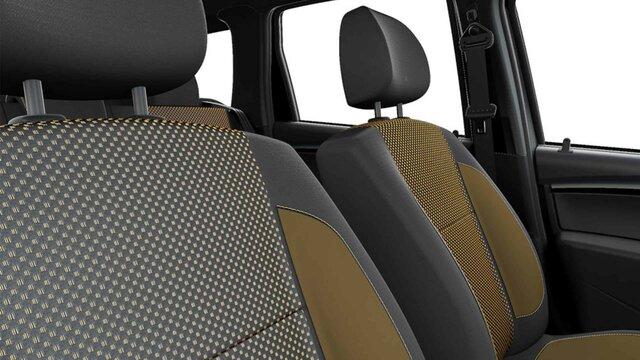 Renault DUSTER - Interior