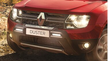 Renault DUSTER - luces led