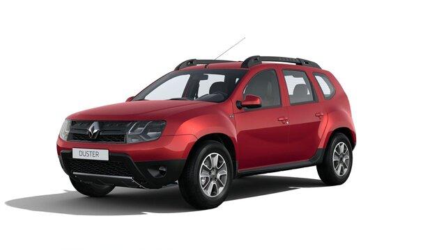 Renault DUSTER - Lado guerrero